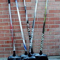 Hockey Stick Broom by HockeyStickStuff on Etsy