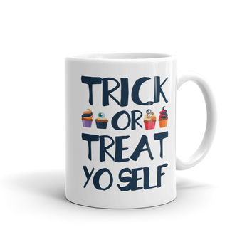 Trick or Treat Yo Self Mug