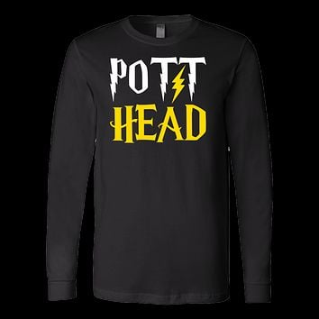 Harry Potter - Pott head 2 - unisex long sleeve t shirt - TL00963LS