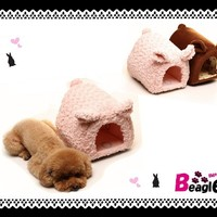 Rakuten: ♥ rabbit type bulky house ♥♥ Bet ♥ for pets- Shopping Japanese products from Japan
