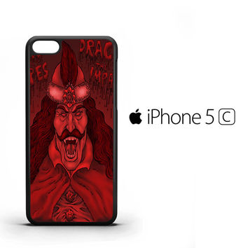Vlad The Impaler Dracula Z0728 iPhone 5C Case