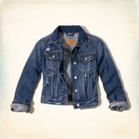 Pebbly Beach Denim Jacket