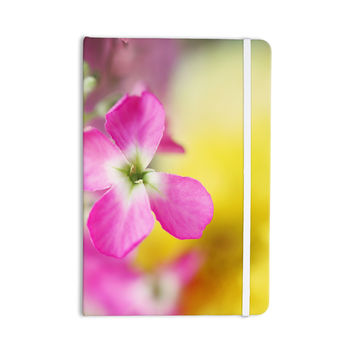 "Beth Engel ""Lucky One"" Floral Photography Everything Notebook"