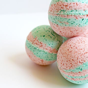 Mint Me Bath Bomb Set
