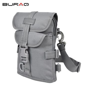 Tactical sling Hunting Fishing Camping Outdoor Sport Wading Chest Pack Cross Body Sling Single Shoulder Bags CORDURA Fabric