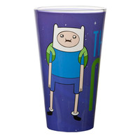 Adventure Time - Finn That's So Math Pint Glass
