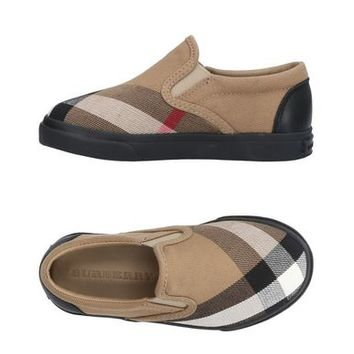 Burberry Children Sneakers Girl 3-8 years online on YOOX United Kingdom