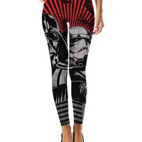 DARK SIDE Red Edition Leggins