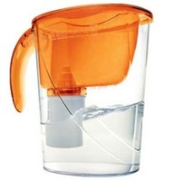 Barrier Eco Water Pitcher - Purifying Pitcher fits in your dorm fridge and gives clean dorm tap water convenient dorm supplies necessity