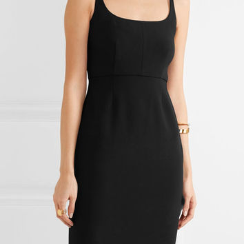 Narciso Rodriguez - Cutout stretch-crepe dress