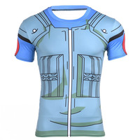 KAKASHI - MENS SKIN SHORT SLEEVE