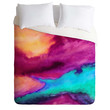 Jacqueline Maldonado The Tide Duvet Cover