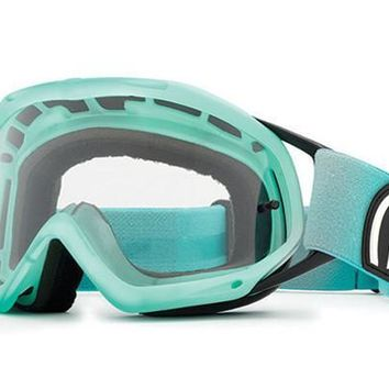 VonZipper - Bushwick XT Teal / Smoke Grey Chrome TEL Moto Goggles