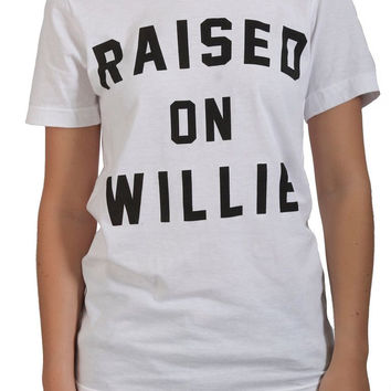 Charlie Southern Raised On Willie