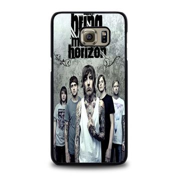 bring me the horizon samsung galaxy s6 edge plus case cover  number 1