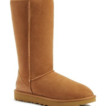 UGG® 'Classic II' Genuine Shearling Lined Tall Boot (Women) | Nordstrom
