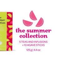 The Summer Collection - Five Limited Edition Fresh And Fruity Teas Guaranteed To Bring A Little Sunshine To Your Glass | DavidsTea