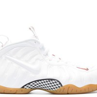 Beauty Ticks Air Jordan Foamposite White Gucci/ Winter White