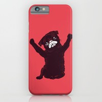 Hug iPhone & iPod Case by Huebucket