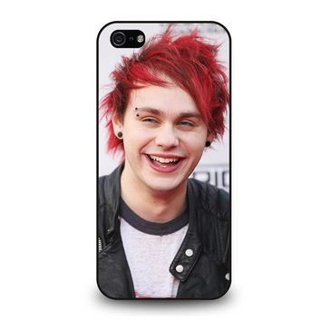 FIVE SECONDS OF SUMMER MICHAEL CLIFFORD 5SOS iPhone 5 / 5S / SE Case Cover