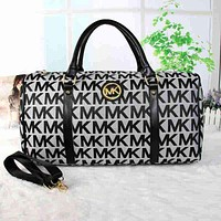 Michael Kors Men Travel Bag Leather Tote Handbag Shoulder Bag