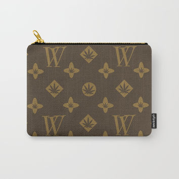 Weed Couture Carry-All Pouch by Cr8tv Designs