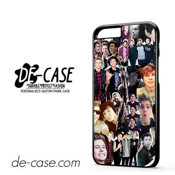 5 Seconds Of Summer 5SOS 5 SOS Collage For Iphone 6 Iphone 6S Iphone 6 Plus Iphone 6S Plus Case Phone Case Gift Present YO