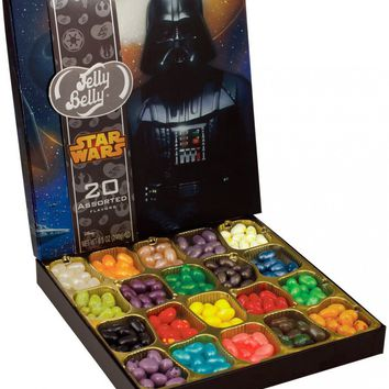 Jelly Belly Star Wars Ultra Gift Box - Assortment of 20 Flavors of Jelly Beans!