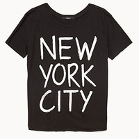 Tulip Back NYC Tee