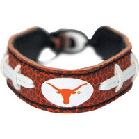 Gamewear Texas Longhorns Authentic Football Bracelet