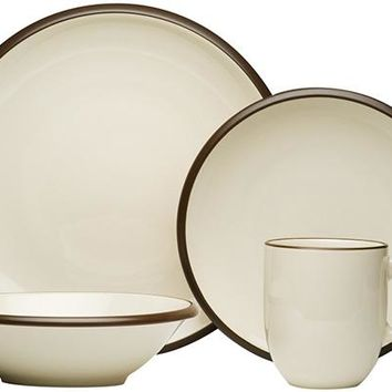 Hampshire 16-Piece Dinnerware Set - Stoneware Dishes - Stoneware Dinnerware - Dinnerware Sets - Dinnerware | HomeDecorators.com
