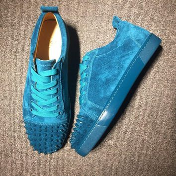 Cl Christian Louboutin Low Style #2000 Sneakers Fashion Shoes