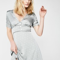 True Desire Satiny Dress