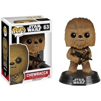 Funko Pop! Star Wars EP7 6228 Pop! Star Wars EP7 Chewbacca - Walmart.com