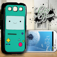 Samsung Galaxy S3 Hard Case - Beemo BMO Adventure Time - Phone Cover