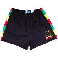 Womens Jamaica Lacrosse Training Shorts