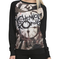 My Chemical Romance Black Parade Pullover Top 2XL