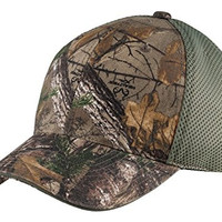 Joe's USA - Realtree Xtra Adjustable Camo Camouflage Cap Hat with Air Mesh Back