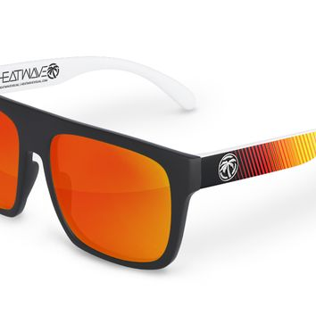 Regulator Sunglasses: Daytona Redline Customs
