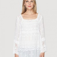 BLUE SPRINGS TUNIC