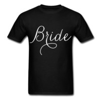 Bride, Bridal Shirt, Wedding Shirt, Unisex T-Shirt