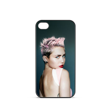 Miley Cyrus Pose iPhone 4 / 4s Case