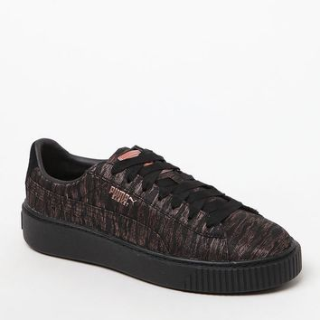 Puma Women's Basket Platform VR Sneakers at PacSun.com