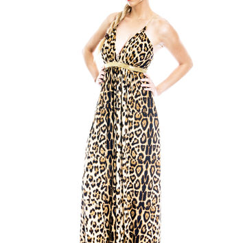 Maximum Appeal Maxi Dress