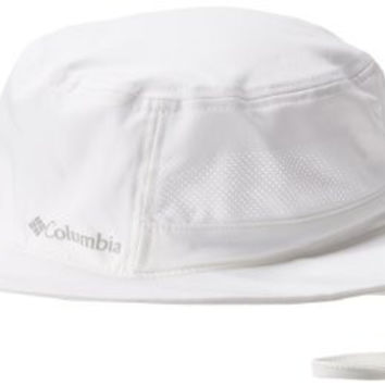 Columbia Silver Ridge Booney Hat, White, One Size