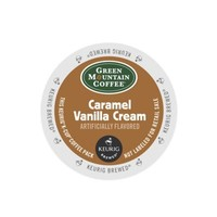 Keurig® K-Cup® Pack 18-Count Green Mountain Coffee® Caramel Vanilla Cream Coffee
