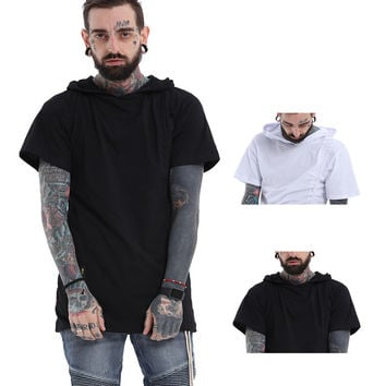 Short Sleeve Summer Cotton Tops Cool T-shirts [9724848835]
