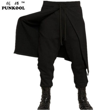 New Hot Cool Mens Punk Style Harem Pants