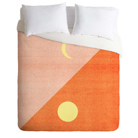 Nick Nelson Last Days Of Summer Duvet Cover