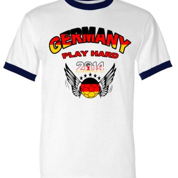 GERMANY WORLD CUP T SHIRTS